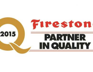 2015 Partner in Quality Award